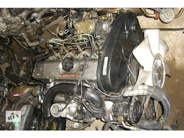 бу Б/у Двигатель в сборе Mitsubishi Lancer 1.3 4G13 в Киеве