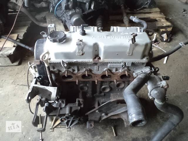 купить бу Б/у Двигатель в сборе Mitsubishi Lancer 9 1.6 в Киеве