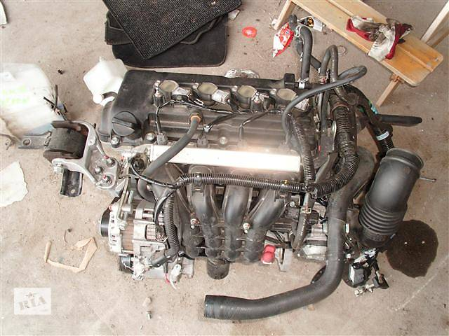бу Б/у Двигатель в сборе Mitsubishi Lancer X 1.6 в Киеве