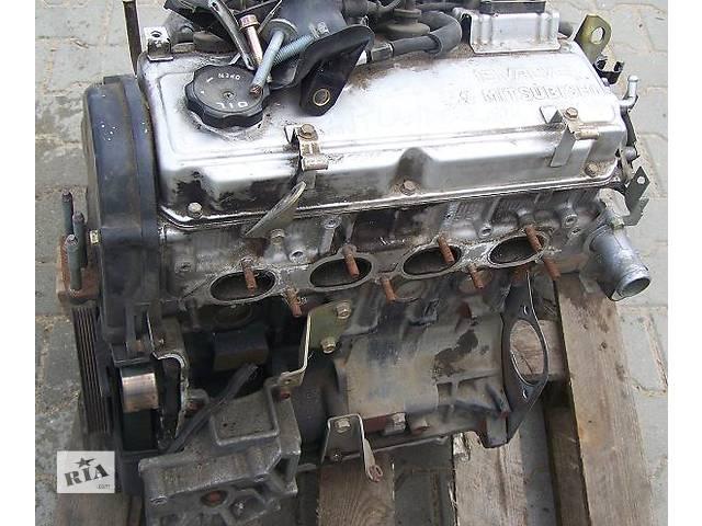 купить бу Б/у Двигатель в сборе Mitsubishi Outlander 2.4 в Киеве