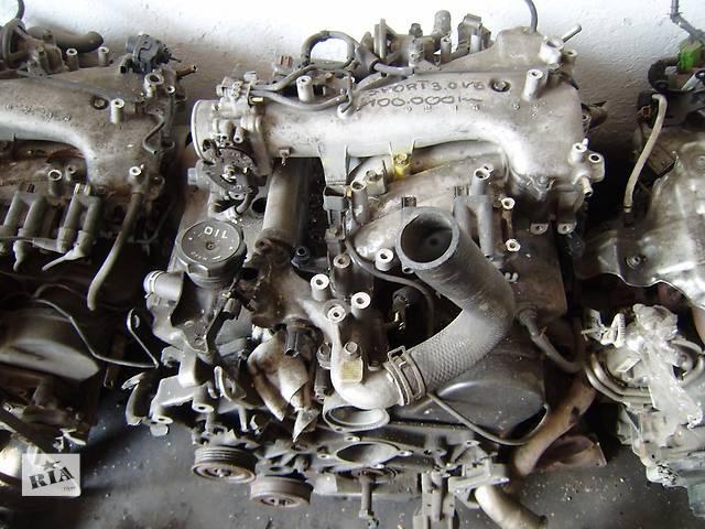 купить бу Б/у Двигатель в сборе Mitsubishi Pajero Sport 3.0 в Киеве