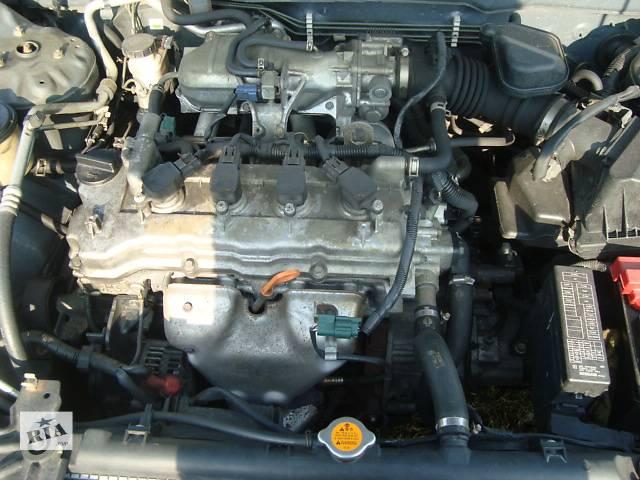 купить бу Б/у Двигатель в сборе Nissan Almera 1.5 в Киеве