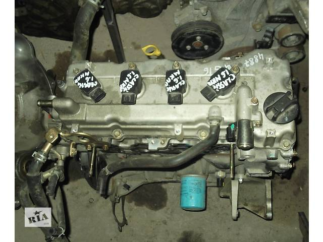 купить бу Б/у Двигатель в сборе Nissan Almera 1.6 в Киеве