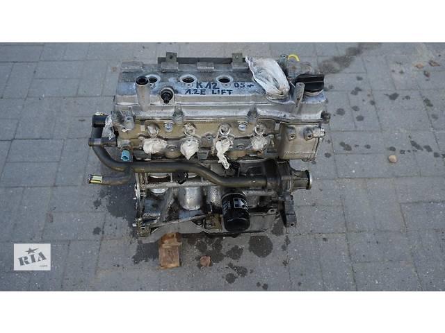 купить бу Б/у Двигатель в сборе Nissan Micra 1.2 в Киеве