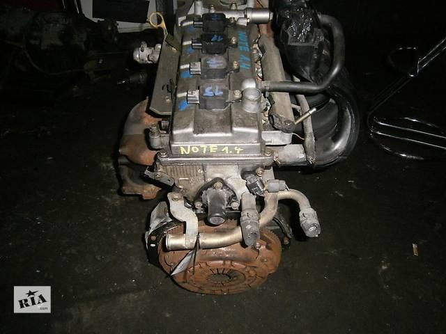 продам Б/у Двигатель в сборе Nissan Note 1.4 бу в Киеве