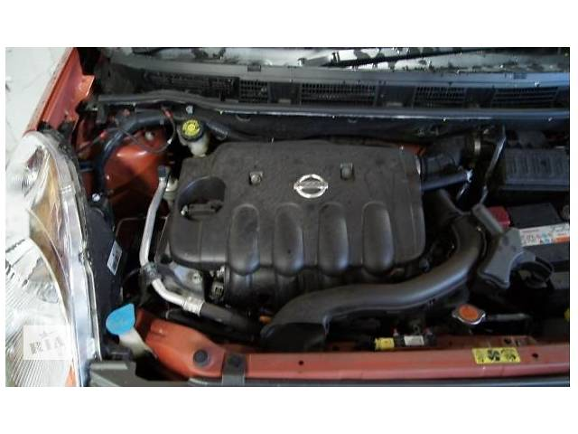 продам Б/у Двигатель в сборе Nissan Note 1.6 бу в Киеве