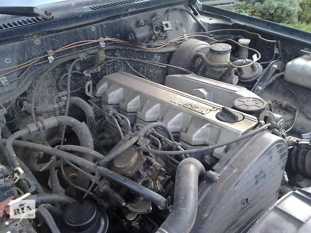 продам Б/у Двигатель в сборе Nissan Patrol 2.8 бу в Киеве