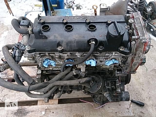 бу Б/у Двигатель в сборе Nissan Primera 2.0 в Киеве
