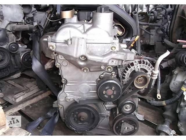 купить бу Б/у Двигатель в сборе Nissan TIIDA 1.6 в Киеве