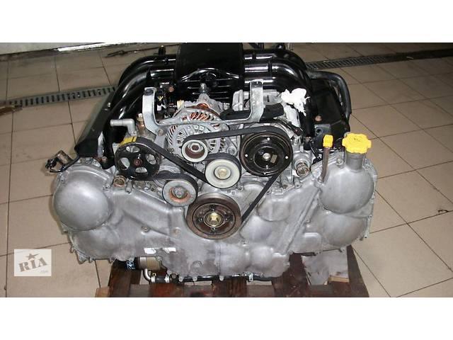 купить бу Б/у Двигатель в сборе Subaru Tribeca 3.0 в Киеве