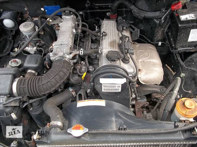 купить бу Б/у Двигатель в сборе Suzuki Grand Vitara 1.6 в Киеве