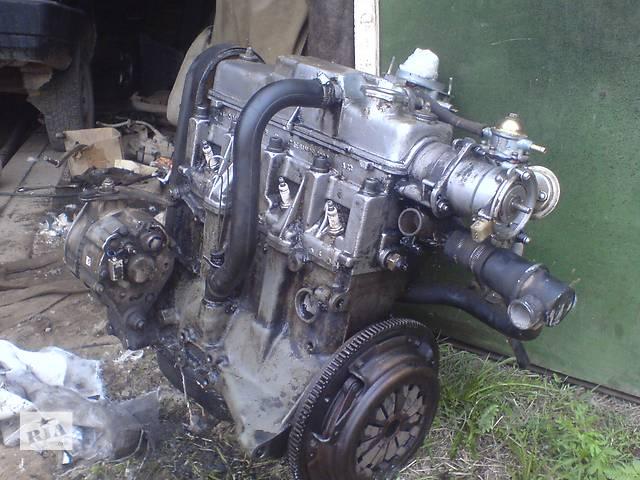 Б/у двигатель   ВАЗ 21099 объем 1.5 л карбюратор- объявление о продаже  в Виннице