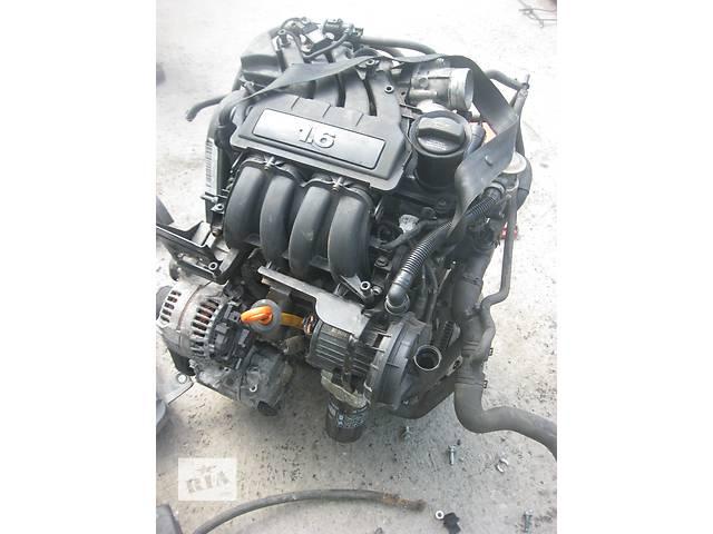 бу Б/у двигатель Volkswagen Caddy 1.6 i в Ровно