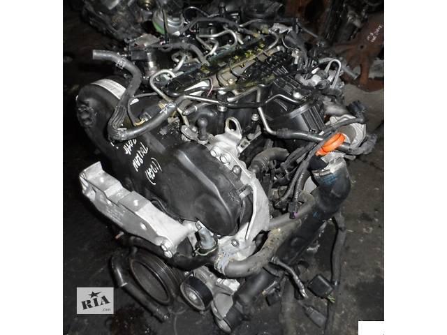 бу Б/у двигатель Volkswagen Caddy 1.6 tdi в Ровно