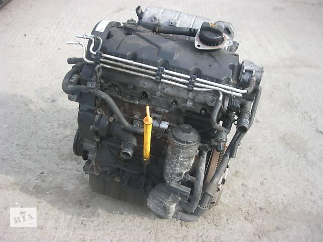 бу Б/у двигатель Volkswagen Caddy 2.0 sdi в Ровно
