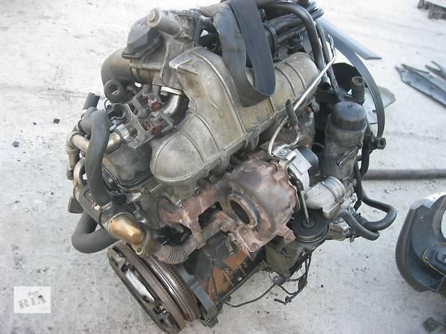 купить бу Б/у двигатель Volkswagen Crafter 2.5 tdi в Ровно
