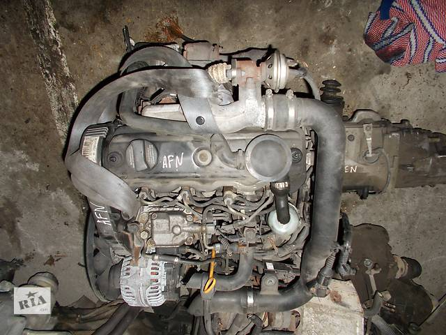 купить бу Б/у Двигатель Volkswagen Golf III 1,9tdi № AFN в Стрые