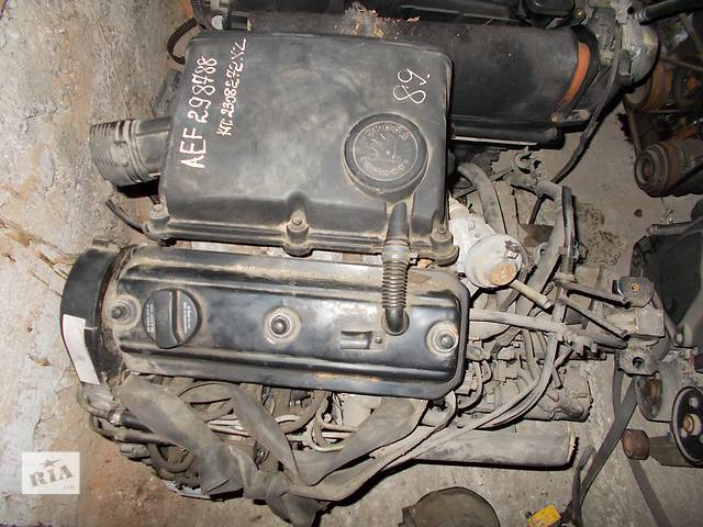 Б/у Двигатель Volkswagen Golf IV 1.9 D SDI № AEF- объявление о продаже  в Стрые