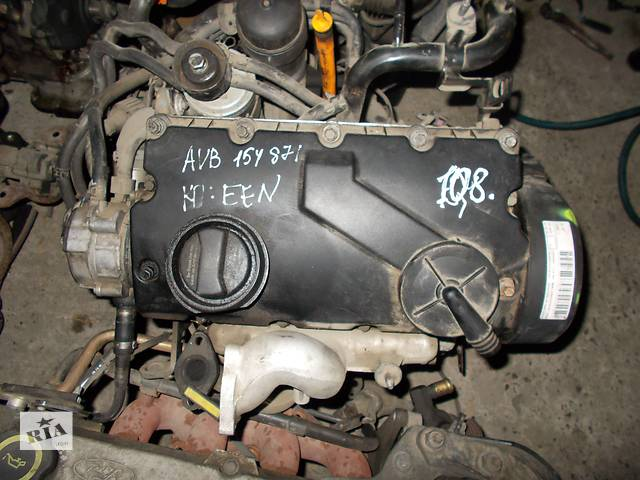 бу Б/у Двигатель Volkswagen Passat B5 1.9 tdi № AVB в Стрые