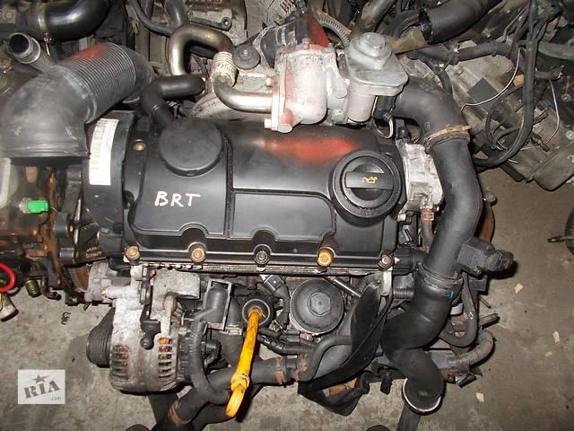 бу Б/у Двигатель Volkswagen Sharan 2,0TDI № BRT в Стрые