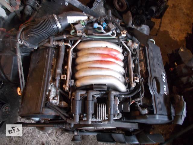Б/у Двигатель Volkswagen Sharan 2,8 бензин V6 № AMX- объявление о продаже  в Стрые