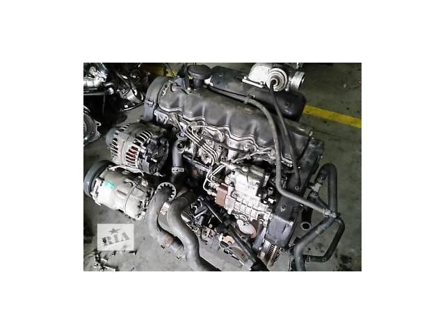 Б/у двигатель Volkswagen T4 2.5 tdi- объявление о продаже  в Ровно