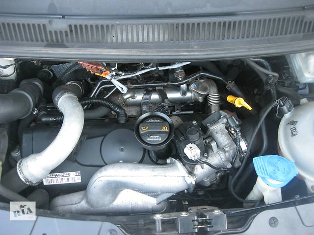 купить бу Б/у двигатель Volkswagen T5 2.5 tdi bnz в Ровно