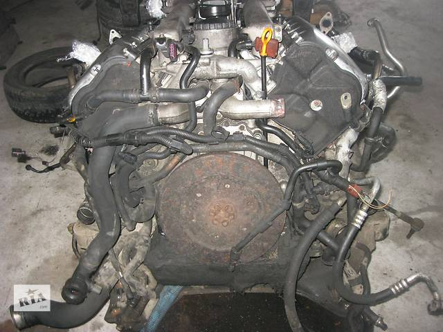 купить бу Б/у двигатель Volkswagen Touareg 5.0 tdi v10 в Ровно