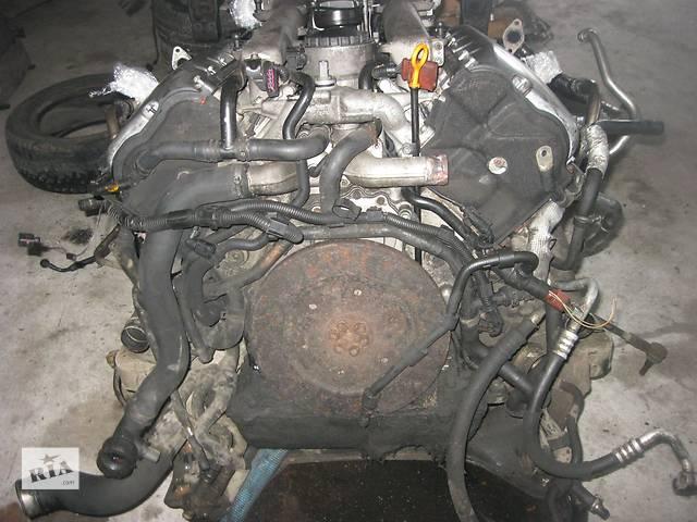 продам Б/у двигатель Volkswagen Touareg 5.0 tdi v10 бу в Ровно