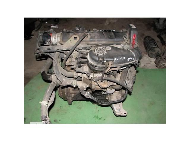 купить бу Б/у Двигатель1.4MI ABD Volkswagen Golf 3 Vento Seat Cordoba в Киеве