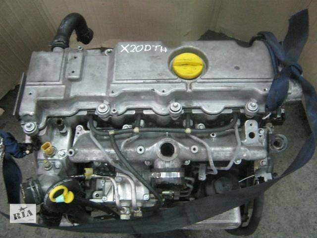 купить бу Б/у двигательна запчасти для седана Opel Omega C в Луцке