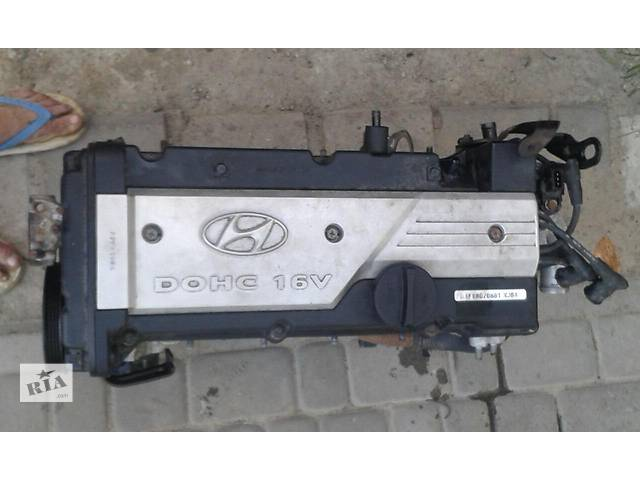 Б/у двигун 1,4 для хетчбека Hyundai Getz Hatchback 5D- объявление о продаже  в Жовкве