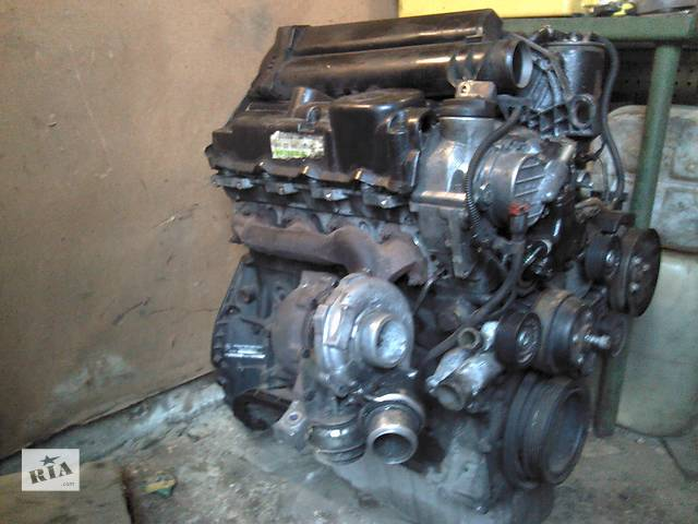 продам Б/у двигун для автобуса Mercedes Sprinter 313 бу в Дубно