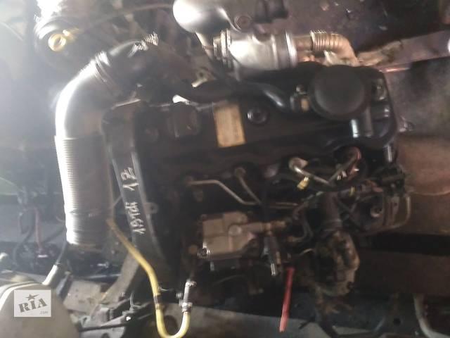 бу Б/у дизельний  двигун 1,9 TDI 1Z  для легкового авто Seat Toledo в Львове