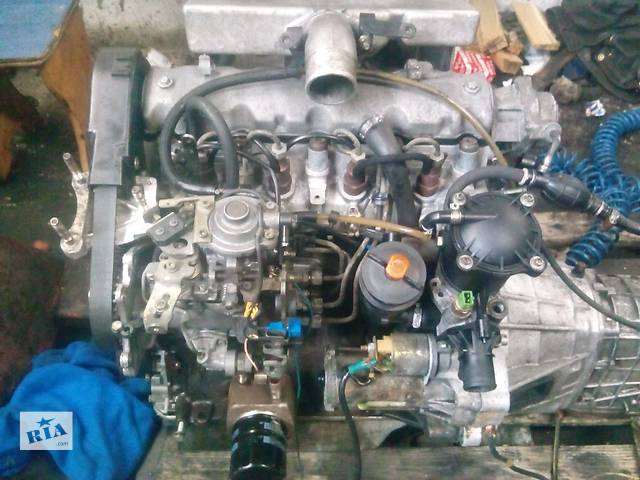 продам Б/у двигун для легкового авто Fiat Ducato бу в Львове