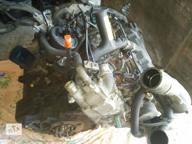 Б/у двигун для легкового авто Fiat Scudo 2.0 HDI- объявление о продаже  в Костополе
