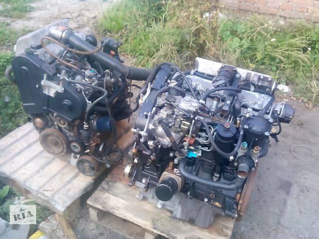 бу Б/у двигун для легкового авто Fiat Scudo в Львове