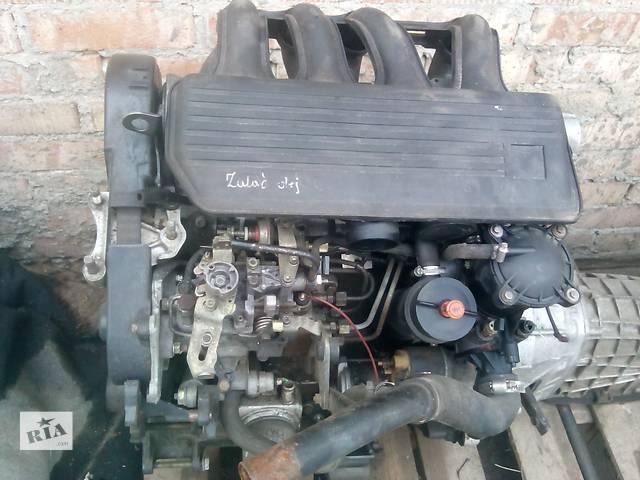 Б/у двигун для легкового авто Fiat Scudo- объявление о продаже  в Львове