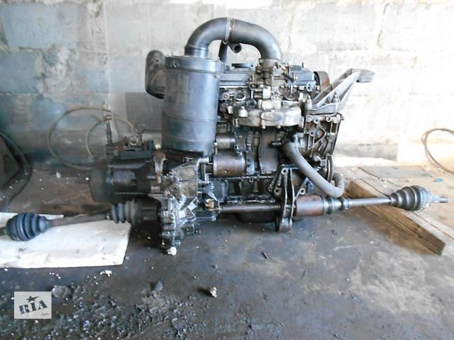 Б/у двигун для легкового авто ( Француз)- объявление о продаже  в Львове