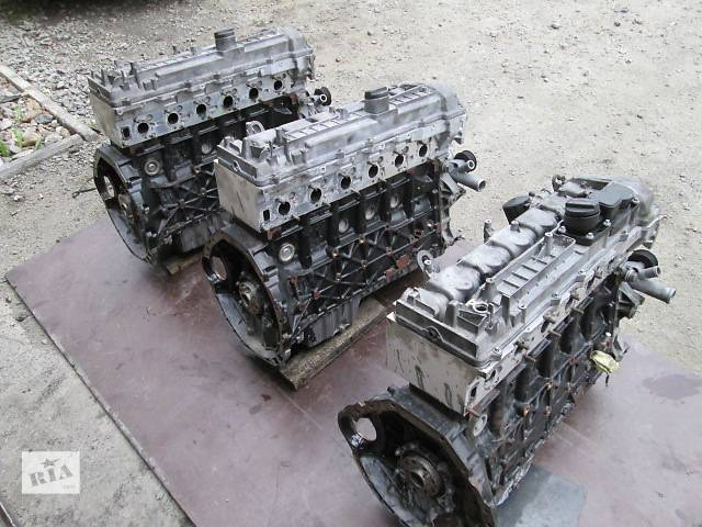 купить бу Б/у двигун для легкового авто Mercedes E-Class 2.7CDI в Львове
