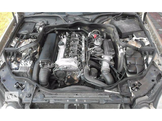 купить бу Б/у двигун для легкового авто Mercedes E-Class 2004 Мотор 2.7 cdi Sprinter Vito DOODG в Львове