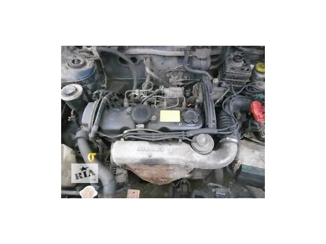 Б/у двигун для легкового авто Nissan Almera 2.0 d- объявление о продаже  в Ужгороде