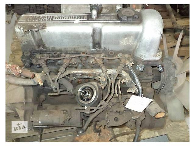 Б/у двигун для легкового авто Nissan Bluebird 2.0 d- объявление о продаже  в Ужгороде