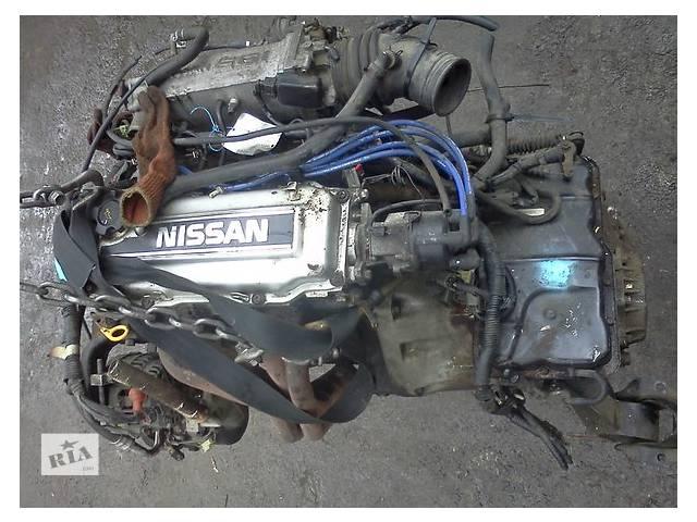 Б/у двигун для легкового авто Nissan Bluebird 2.0- объявление о продаже  в Ужгороде