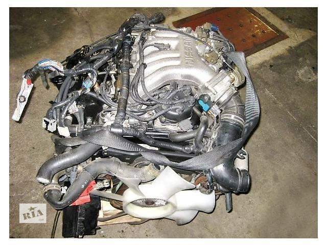 продам Б/у двигун для легкового авто Nissan Pathfinder 3.3 бу в Ужгороде