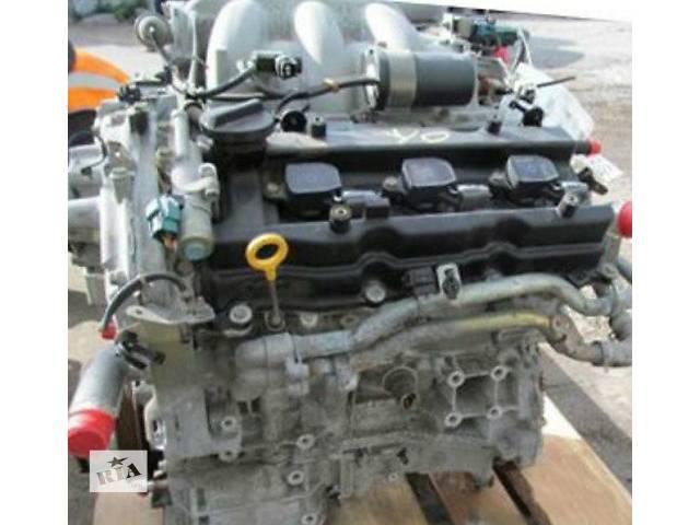 бу Б/у двигун для легкового авто Nissan Pathfinder 3.5 в Ужгороде