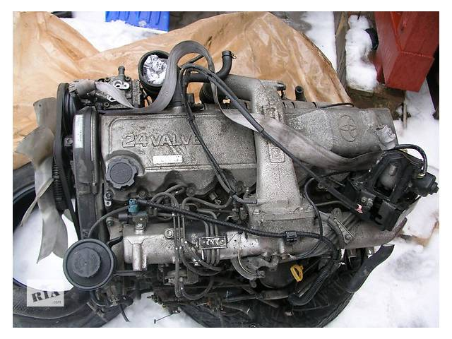 бу Б/у двигун для легкового авто Nissan Patrol 4.2 td в Ужгороде