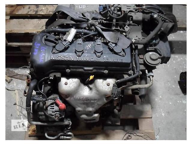 продам Б/у двигун для легкового авто Nissan Sunny 1.5 бу в Ужгороде