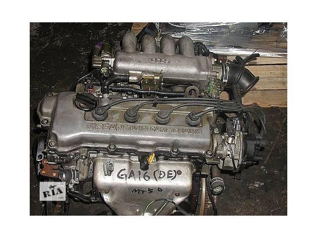 купить бу Б/у двигун для легкового авто Nissan Sunny 1.6 в Ужгороде