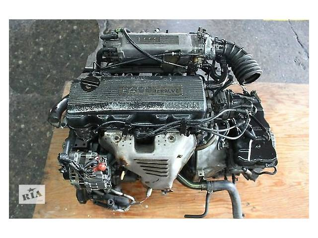 бу Б/у двигун для легкового авто Nissan Terrano 2.4 в Ужгороде